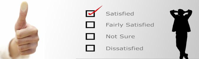customer satisfaction survey customer satisfaction study measurement