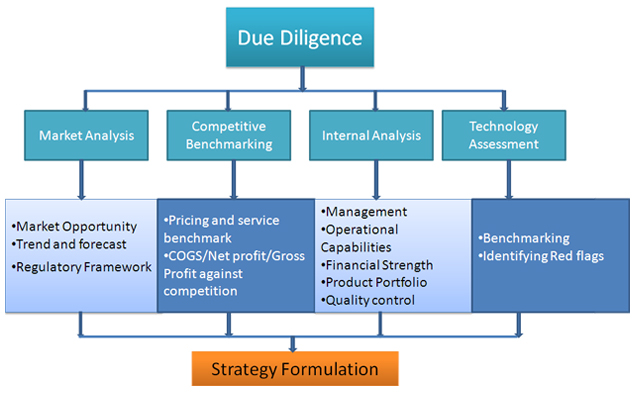 Market research due diligence lucintel for Technology due diligence template