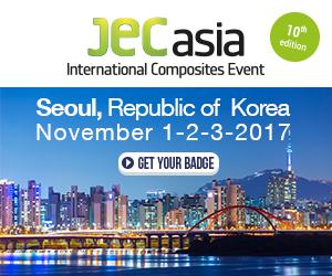 JEC Asia 2017 & ICF